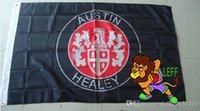 austin healey - austin healey flag X150CM size polyster bintang polyester cm Digital Printing