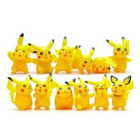 Wholesale 12pcs Pikachu Figures Umbreon Espeon Glaceon Vaporeon Figure Toys cm Soft Stuffed Anime Lovely Cartoon Dolls
