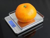Wholesale NEW g g g g g Digital Pocket Scale Jewelry Weight Electronic Balance Scale g oz ct gn Precision