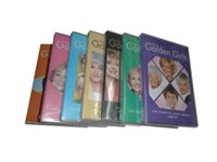 arts dvd - Boxes Set region DVD The Golden Girls the Complete series DVD US Version fast dhl ship