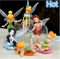 Wholesale Decor For Garden Fairy Garden Miniatures Fairy Genius Elf Mini Figure Character mm Hot Sale
