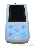 Wholesale 2017 best Contec PM50 Hour Automatic Ambulatory NIBP Blood Oxygen Saturation Pulse Rate Medical Patient Monitor