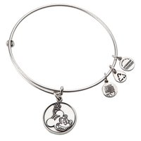 bead mouse - Original bangles Alex And Ani Russian silver gold Minnie Mouse Charm Bangle bracelets Men bangles copper bangles mesh bracelet