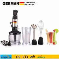 Wholesale in multifunctional Speed Control Stick Immersion Hand Blender with mini Chopper grinder CE GS RoHS