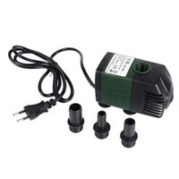 Wholesale Big L h Air Water Pump Super Silence Function Submersible Water Pump Aquarium Pond Fish Tank Power head Fountain Hydroponic