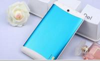 Forme de qualité MID tablette PC 7 pouces de taille avec double slot pour carte SIM