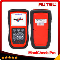 For BMW application reader - 2016 New designed Original Special Application Diagnostics Autel MaxiCheck Pro EPB ABS SRS Climate Control SAS TPMS Function DHL free
