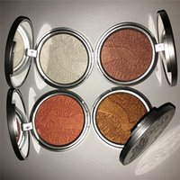 Wholesale kylie jenner Highlighter Makeup Illuminators Facial Highlighter Skin Illuminator Complexion Contour foundation make up Powder DHL ship