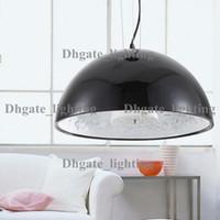 Wholesale White Black Golden Dia cm cm cm Italy Flos Skygarden Big Pendant Lamp Fixture Chandeliers Droplight Light Resin Lamp E27 V V