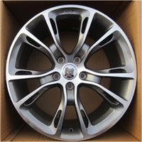 Wholesale LY66332 Jeep series models of aluminum alloy rims is for SUV car sports Car Rims modified inch inch inch inch inch