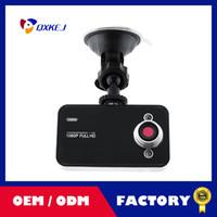 Wholesale Car DVR K6000 P HD LED light Recorder Dashboard Vision dashcam Registrator Car DVR Factory Direct