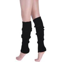 acrylic description - NewlyDesign Fashion Women Warm Winter Classic Leg Warmers Knitting Socks Description nice Selling
