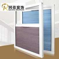 bamboo roof - hot sale best price pull rod control sunfilter Cellular Window skylight Honeycomb Blinds curtains Shades for roof