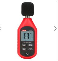 Wholesale UNI T UT353 Mini Digital Sound Level Meter dB Instrumentation Noise Decibel Monitoring Tester