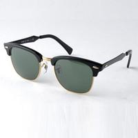 aluminium sunglasses - aluminium magnesium metal sunglasses new arrival brand designer sunglasses for men whloesale
