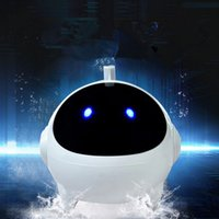 Wholesale Space man small speaker bass cannon USB notebook desktop pc mini