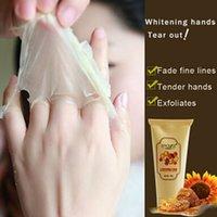 Wholesale Genuine Paraffin Whitening Fade Out Fine Lines Moisturizing Paraffin Wax Milk Honey Paraffin Bath For Hand g GZJ02196