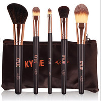 Wholesale Kylie makeup brush Holiday Edition Lim ited Edition Brush Makeup Brush Set