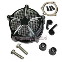 bad air filter - Edge Cut Air Cleaner Intake Filter For Harley Dyna Rocker Softail
