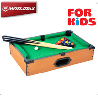 Wholesale Billiard Tables Portable Parent Child Leisure Sports Games High Quality Mini Pool Table Childrens Snooker Puzzle Toys