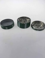 Wholesale Good Quality Metal Tobacco Grinder Layers mm Diameter Spice Pollen Mini Hand Grinder Herb Grinder