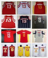 Basketball arizona state jersey - Cheap James Harden Jerseys Arizona State Jersey Sun Devils College James Harden Basketball Jersey Stitched Yellow Red White Men s