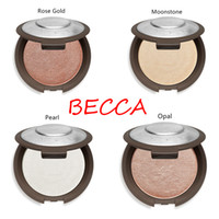 Wholesale 2016 Becca Shimmering Skin Perfector Pressed Moonstone Opal Rose Gold Pearl colors New stocking