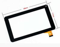 Ips tableta al por mayor España-Venta al por mayor-Libre Film + Nuevo reemplazo de cristal del sensor del digitizador del panel de la pantalla táctil para 7