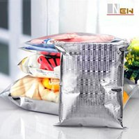 aluminum plate product - 50pcs mm Aluminum Plating Zipper Clothing Bag One Side Transparent Other Side Aluminum Plating Pouches New Products Post For Free