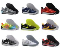 ad train - Kobe XII Men s Basketball Shoes Kobe AD for Top quality Cheap Online Sale KB s A D Sports Training Sneakers Size