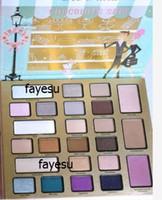 Cheap In stock too CHOCOLATE SHOP Chrismas Limited Edition Eyeshadow NEW YORK Tarte palette Swamp Queen Eyeshadow in Bloom Clay Pallet EyeShadow