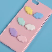 Wholesale Polymer clay Clouds embellishment tools phone beauty DIY phone case decoration headwear accessories DIY manual craft accessories