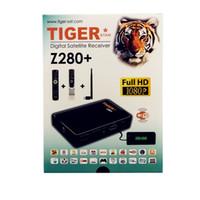 3g usb libre España-El USB dominante Wifi 3G CCCAMD NEWCAMD de la base de la estrella Z280 + HD DVB-S2 del tigre de la ayuda de Biss de la fuente libera la venta directa de la fábrica de IPTV