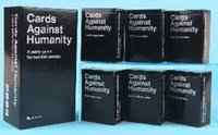 Wholesale qqq UK US UK Basic Edition Cards Of Humanity Expansion Complete Set Cards For Humanity Christmas Fast delivery