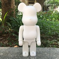 400% пластиковый виниловый медведь медведь @ кирпич DIY Paint ПВХ действий рис чистый окрашенный цвет с мешком Opp