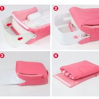 Wholesale Portable Baby Cribs Infant Bed Tent Cotton Sleepping Travel Cot Baby Crib Baby Bed