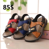 Wholesale 85UUBB children shoes male leather men and women