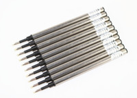 al por mayor jinhao bolígrafos rollerball-Pluma media al por mayor-caliente de Rollerball del plumín de los recambios de JINHAO 10pcs de la venta nueva