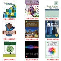 Wholesale Newest The art of public speaking and New Released books Public Relations Writing Financing Education in a Climate