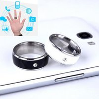 Wholesale smart ring wear Jakcom SR3 NFC magic ring new technology for Iphone samsung HTC Sony LG IOS Android Windows NFC mobile phone