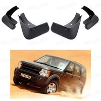 Wholesale New Set Car Mud Flaps Splash Guard Fender Mudguard fit for Land Rover Discovery