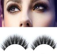 Wholesale Hot esigns Mink False Eyelashes makeup Real Mink Natural Thick False Fake Eyelashes Eye Lashes Makeup Extension Beauty Tools
