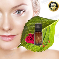 Wholesale High quality Rose essential oil for Skin Care Whitening Moisturizing fade wrinkle Anti Aging Nature essential oil ml Bottle