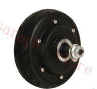 Wholesale 5 quot V W electric brake electric wheel hub motor brushless hub motor electric bike hub motor