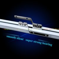 Wholesale Mobile control electric curtain track motorized window curtain track remote control electric curtain track Smart home system