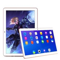 Wholesale 9 inch Tablet Octa Core X1600 IPS Bluetooth RAM GB ROM GB MP G MTK6592 Dual sim card Phone Call Tablets PC Android GPS
