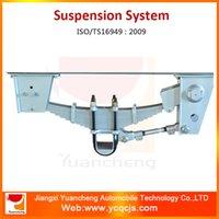 axles truck - Custom Design BPW Axle Volvo Dump Truck Air Suspension System Trailer Air Suspension