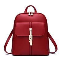Wholesale Fashion Women s leisure Travel Satchel Shoulder Backpack School Rucksack Bags