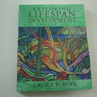 Wholesale Text books Exploring lifespan development rd edition brand new