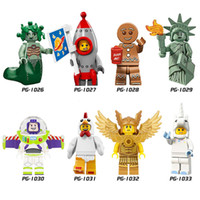 Cheap lego like PUMP Minifig Best Minifig Chenghai Lady Liberty